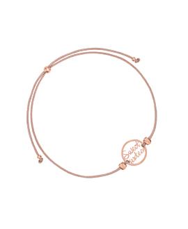 SWEET SIXTEEN|Armband Rosé