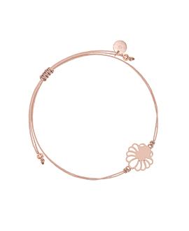 FLEUR|Armband Rosé