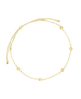 RADIANT CIRCLE|Armband Gold