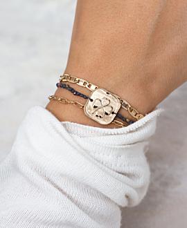 TALISMAN  Armband Kleeblatt
