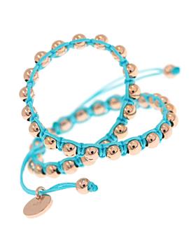 SOLEA Armband Blau