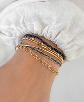 BOHO SAPPHIRE Armband Blau