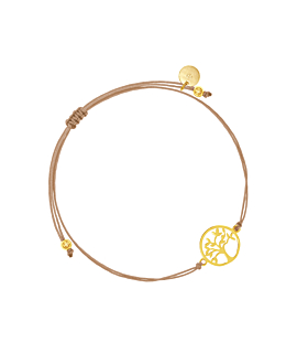 TREE OF LIFE|Armband Gold