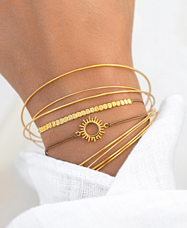 GREECE  Armband Gold