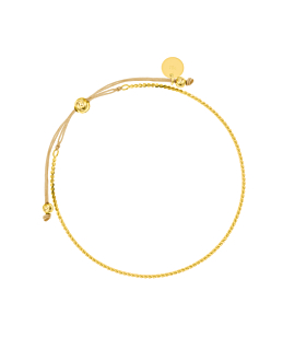 ESSENTIAL|Armband Gold