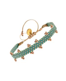 ETHNO|Armband Türkis