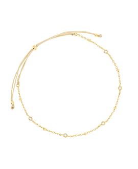 TOPAZ BEADS  Armband Gold