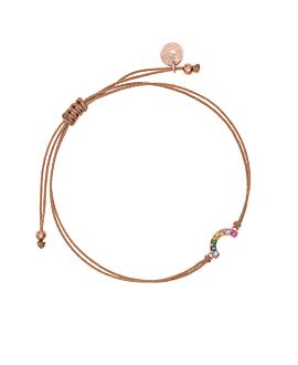 RAINBOW|Armband Rosé