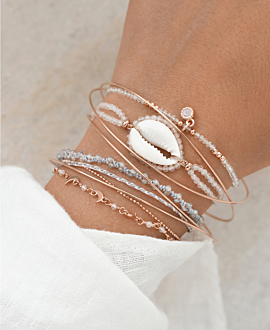 GEMA  Armband Grau