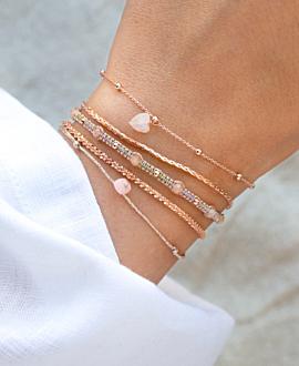 OPAL Armband Rosé