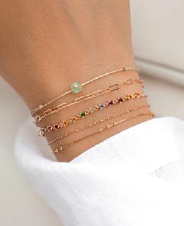 AVENTURIN Armband Rosé