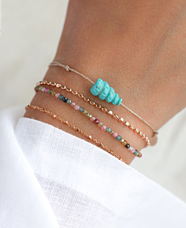 FRAIL TOURMALINE BRACELET COLORS