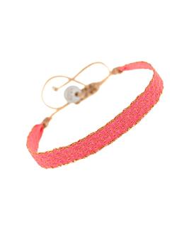 TRIBUTE|Armband Pink