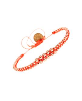 CALI|Armband Neon Orange