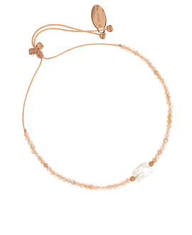 MOONSTONE BLISS  BRACELET SOFT PINK