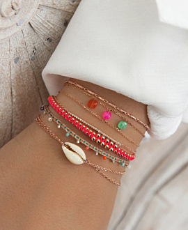 CALI Armband Pink