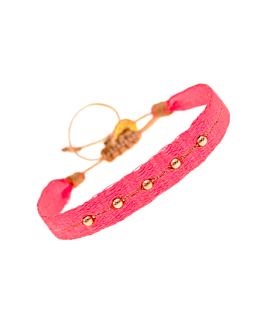 ETHNO|Armband Pink
