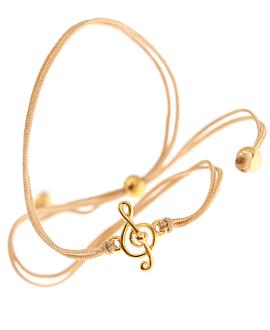 ANDANTE  Armband Gold
