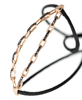 DIAMOND LINK Armband  14K Roségold