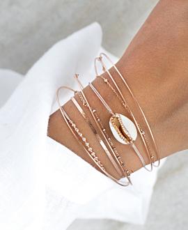 KAURI Armband Rosé