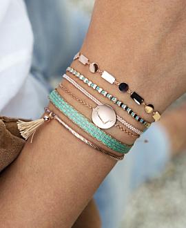 DELIGHT Armband 14K Roségold
