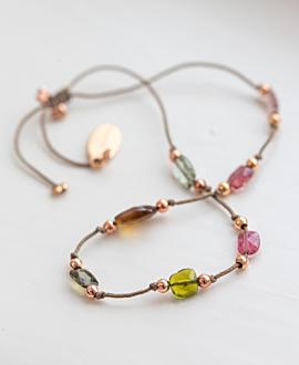 GLEE|Armband Rosé