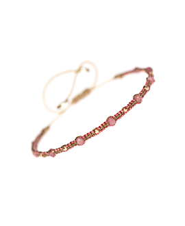 BOHO|Armband Pink