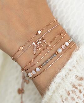 XMAS STOCKING  Armband Rosé