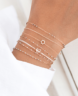 CLEA Armband  14K Roségold