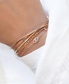 EVIL EYE  Armband Silber