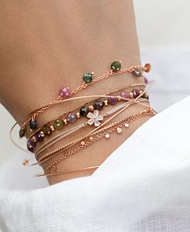 CHERRY BLOSSOM  Armband Rosé