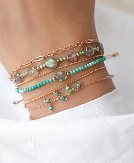 LIBERTY  Armband Türkis