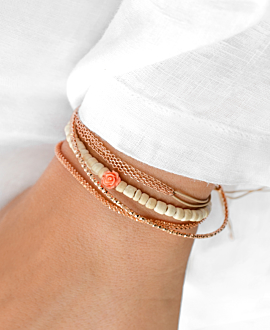 LAYLA BANGLE ROSE