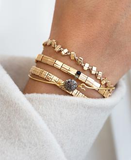 MONACO  Armband Gold