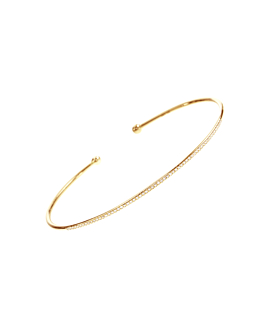 DIAMOND Armreif|14K Gold