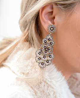 ROSY WIND  EARRINGS