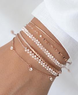CIELO  Armband Weiß
