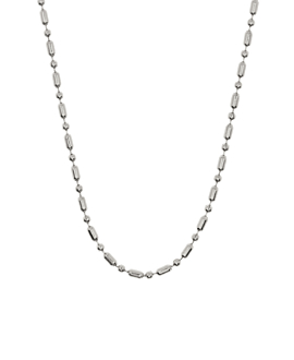 ESSENTIAL  Choker Silber
