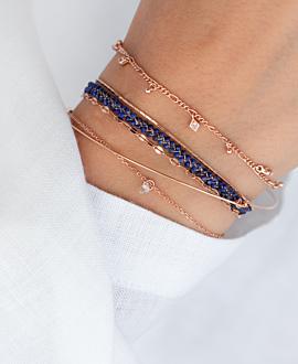 CIELO Armband Blau