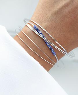 CIELO Armband Silber