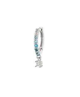 BLUE Creole  Single Silber