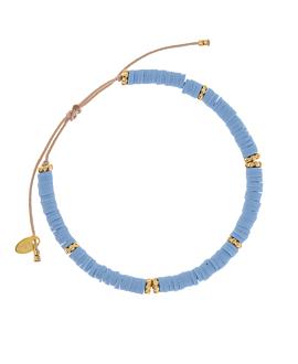 HEISHI COLORS   BRACELET PASTEL BLUE