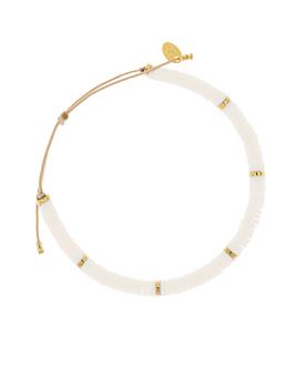 HEISHI COLORS|Armband Weiß