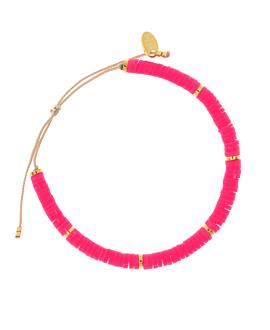 HEISHI COLORS|Armband Neonpink