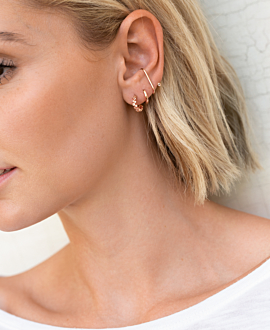 ARC Ear Cuff Single Rosé