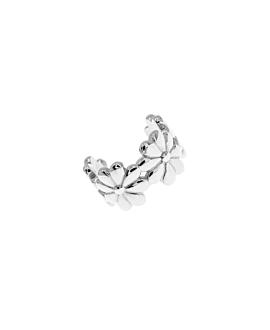 Ear Cuff|Single Silber