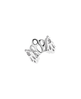 Ear Cuff|Single Silber