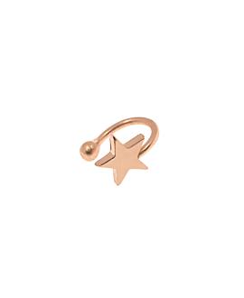 Ear Cuff|Single Rosé