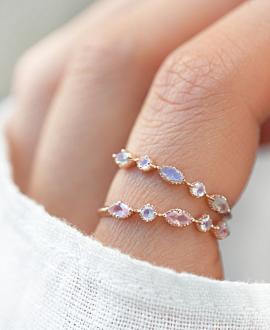 AURORA  Ring Rosé
