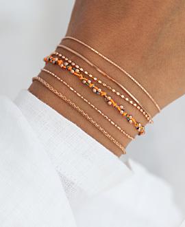 ESFERA Armband Orange